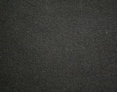 "Black Felt Fabric 72"" Wide Per Yard"