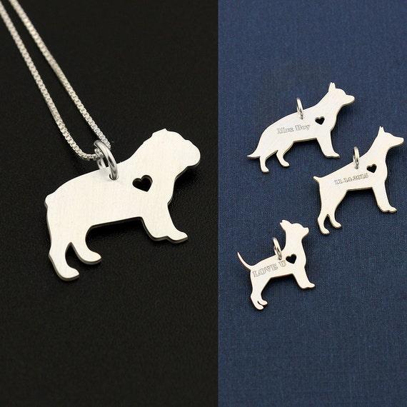 Dog Human Best Friend Necklace