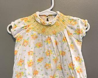 Vintage Baby Girl Carter's Shirt