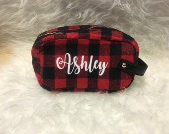 Tolietry/Makeup Bag personalized