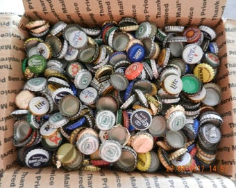 Bottle Caps 8 pound of caps in a medium flat rate box
