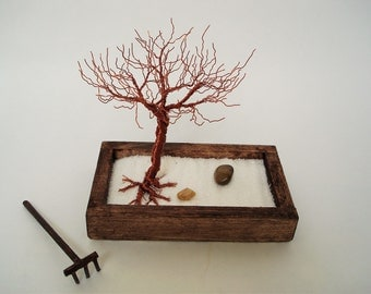Miniature Zen Garden - Made To Order
