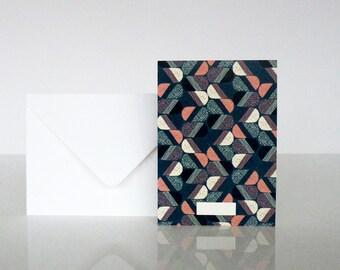 1 message Wax card - 1 carte à message Wax