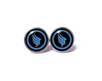 Mass Effect Paragon Earrings
