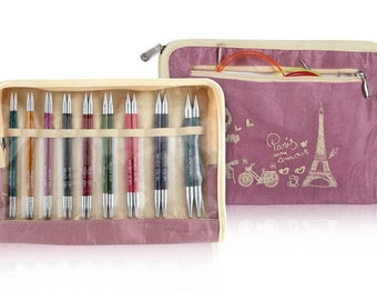 """Knitters Pride Royale 4.5"""" Deluxe IC Knitting Needle Set"""