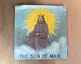 The Son of Man from the Book of Daniel