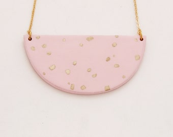 Necklace CASSIOPEE Pink