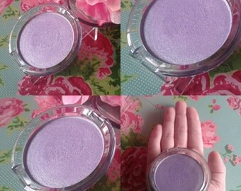 Lavender Glow - Tater Tot Highlight Powders - Highlighter Glow Purple Contour Face Vegan - Shimmer Powder Mineral Makeup