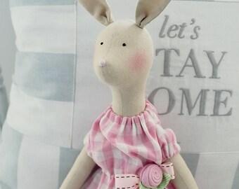 Tilda Easter handmade bunny