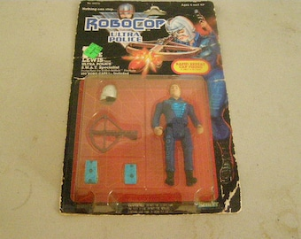 Robocop snd The Ultra Police 1988 Anne Lewis 5 Inch Figure NIP