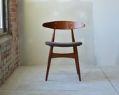 RESERVED - Do Not Order - Original Hans Wegner CH33 Dining/Accent Chair