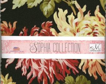 Sophia Collection 5 inch squares - Maywood Studio (CP/MASSOP)