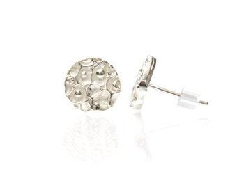 Star Dust sterling silver little earrings