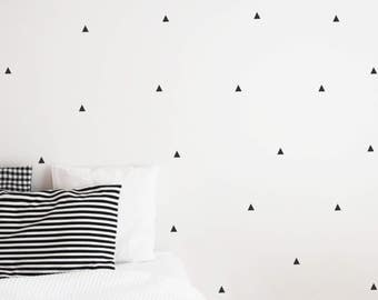 Wall Sticker Triangles
