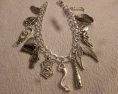 Lucifer Morningstar Charm bracelet