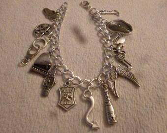 Lucifer Morningstar Charm bracelet