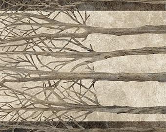 Stonehege Elements Panel by Northcott Fabrics.