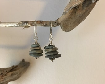Lambert's Cove 4 stone earrings no. 421