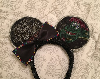 Main Street Electrical Parade Ears One Sided