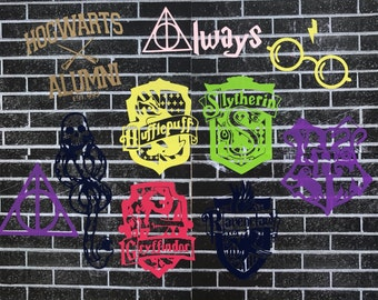 Harry Potter Vinyl Decals | Stickers