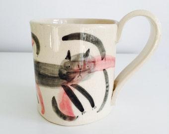 Grumpy cat 2 mug