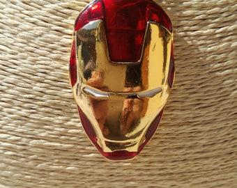 Iron Man necklace