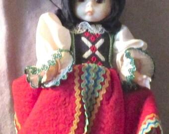 Madame Alexander Doll Czechoslovakia