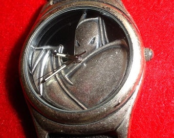 rare limited edition Batman watch  --only 3000 made