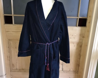Vintage men's robe dressing gown St Michael Marks & Spencer size M