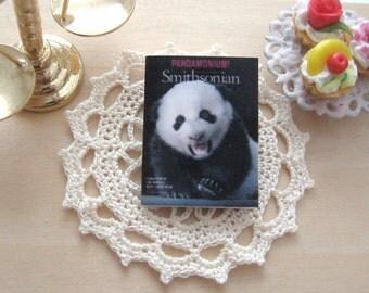 dollhouse panda  smithsonian  magazine 12th scale miniature