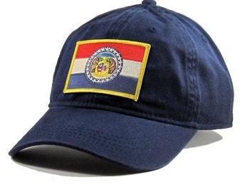Homeland Tees Missouri State Flag Hat