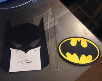 Batman Photo booth Prop