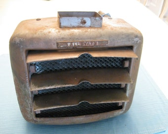 Auto Heater -  by Allstate - Came out of a 1934 Plymouth Coupe - 6 Volt