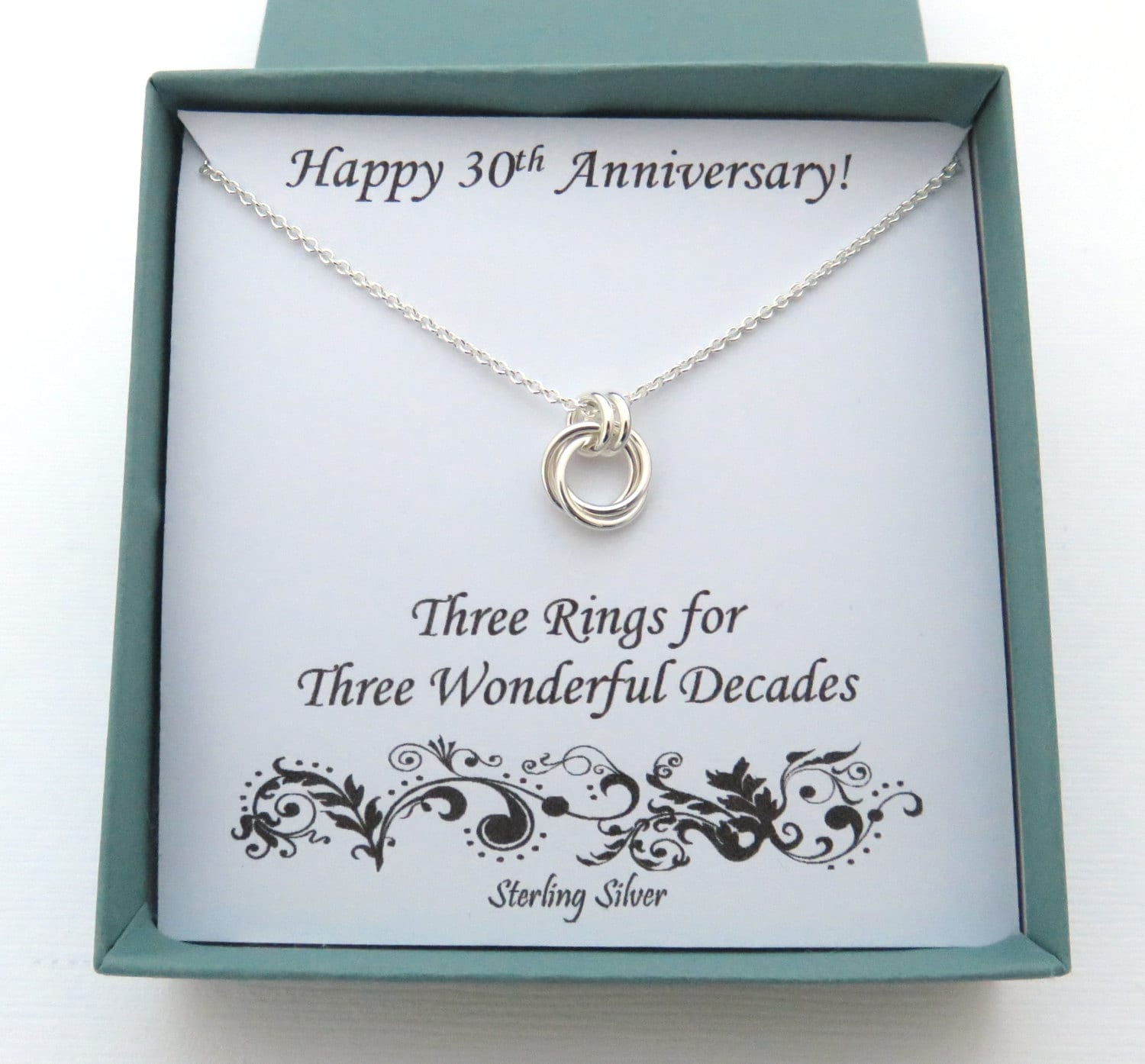 What Is The 30th Wedding Anniversary Gift: 30th Anniversary Gift Job Anniversary 30 Years Job 30 Years