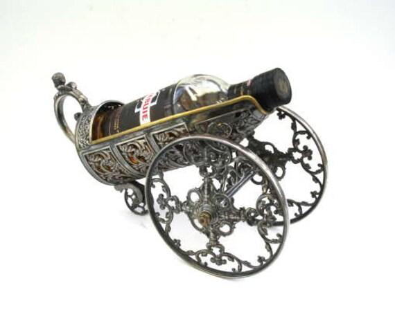 Antique Port Wine Chariot 19th Century