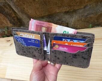 Handmade Leather Wallet, Woman leather wallet , Man handmade wallet