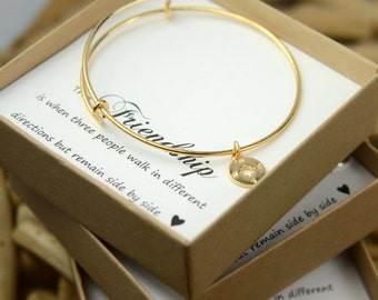 Friendship bracelet Best Friend Gift Sister Gift Best Friend Necklace Bracelet Necklace compass BFF sisters necklace Friendship Jewelry Gift