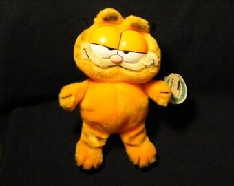 Garfield Doll, Garfield Stuffed Doll, Stuffed Doll, Plush Doll, Kids Doll