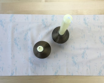 Cream Table Runner