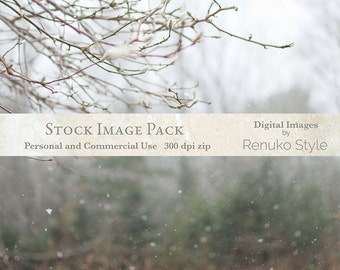 Winter Mood Stock Image Pack