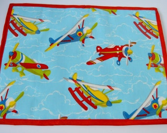 Children's Planes Placemat