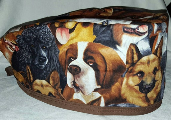 Dogs Surgical cap