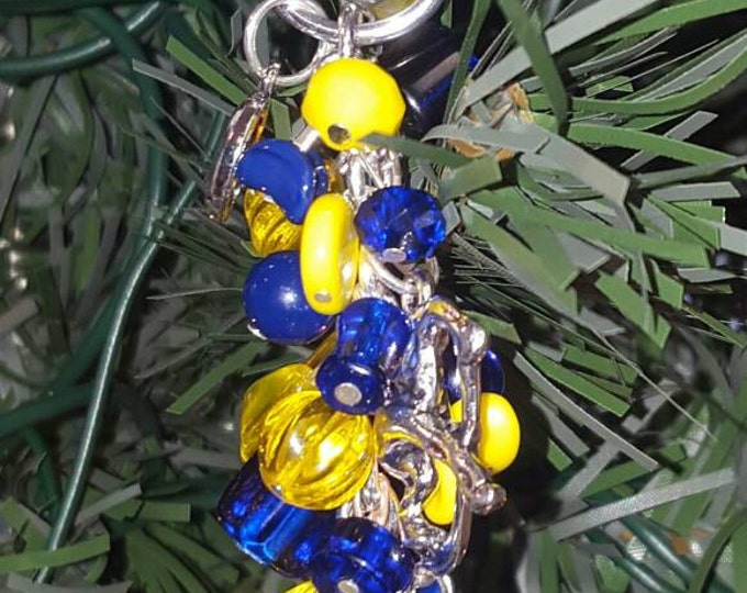 Michigan University Wolverines Ornament