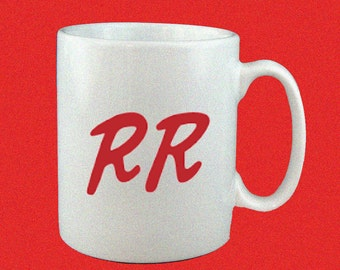 RR Diner double-sided mug (TWIN PEAKS)
