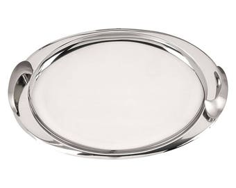 Stainless Steel Oval Wedding Tray