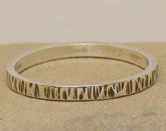 Sterling Silver Ring.. Wedding Band..  Custom Ring.. Band for wedding.. Ring for wedding.. Silver ring..