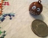Owl Jingle Bell