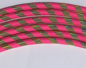 Beginner Travel Hula Hoop / 6 piece sectional