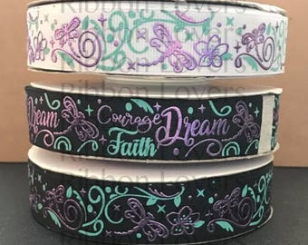 Courage, Dream, Faith Dragonfly USDR collection