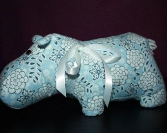 The Mighty Hippopotamus Stuffed Animal